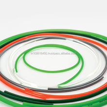 KRAUSE SCREEN CTP ANTI STATIC BLACK & GREEN ROUND BELT