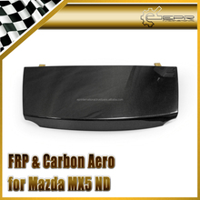 For Mazda MX5 ND5RC Miata Roadster OEM Carbon Fiber Trunk