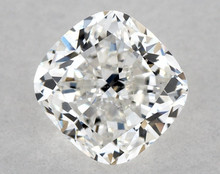 0.50 Ct. Cushion Modified Shape Loose Natural Diamond F VVS1 GIA