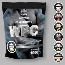 WPC 80% whey protein concentrate