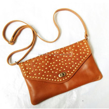 Leather Woman Small Hand bag