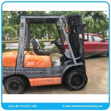 New China toyota 8fd30 used forklift