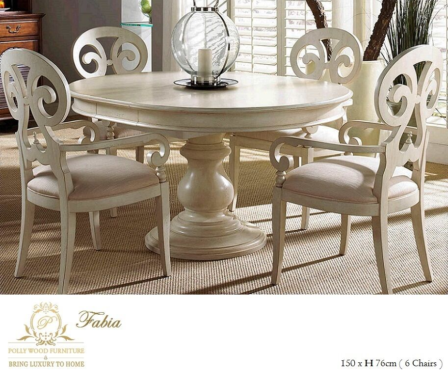 Italian elegant wooden dining room set tables set modern design furniture