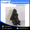 Zoo Animal/Gorilla/Monkey Sculpture and Statue for Museum and Fun Park