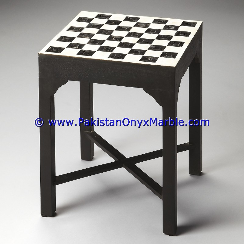 AMAZING NEW MARBLE TABLES MODERN CHESS TABLE COFFEE NATURAL STONE CHESS FIGURES