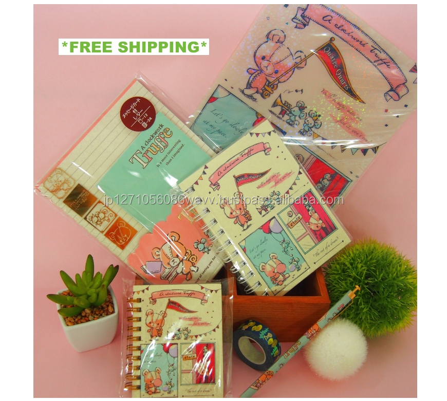 High quality school stationery items list assorted set from Japanese supplier