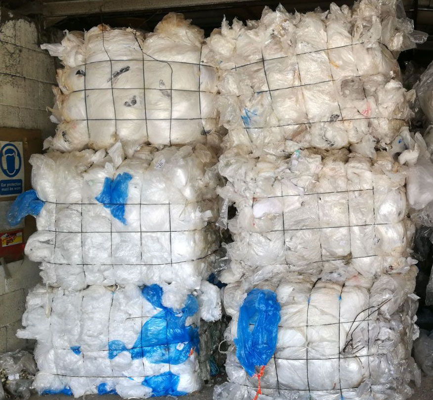 Best Price Waste Clear Recycled LDPE Clear Film scrap