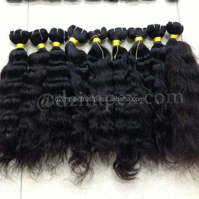 Body wave virgin indian human hair