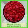 HDPE Pellet Red Blue Green Natural