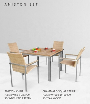 Aniston Dining Set