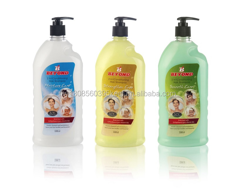 Beyond bio hair care shampoo