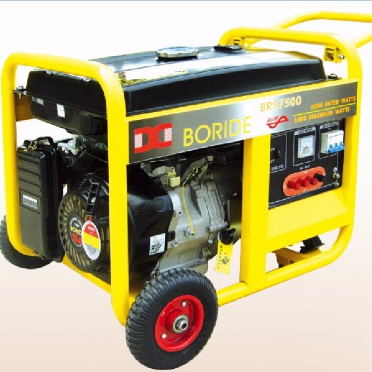 Three Phase Gasoline Generating Set
