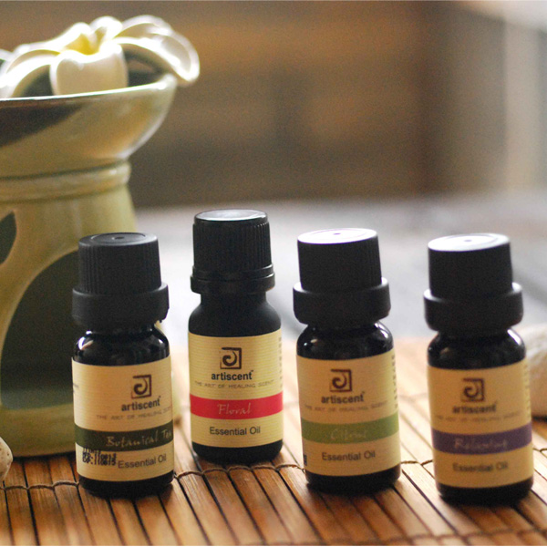 Essential Oil for Spa - Thai Natural Spa, Skincare Products