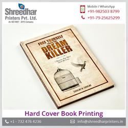 Factory Printing Book, Cheap Hardcover Book Printing Made In India