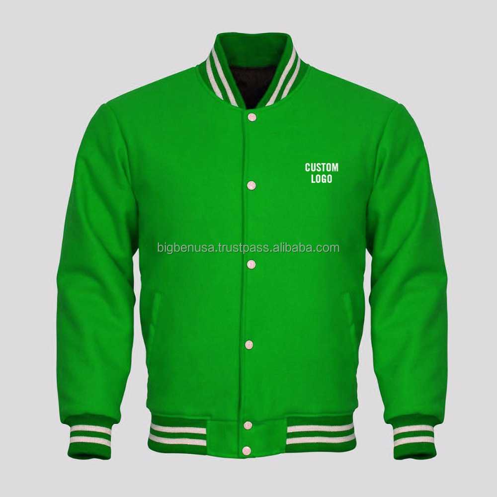 OEM Wholesale Custom Bomber Jacket Men at Factory Price for Importers, Wholesalers, Sports Clubs