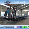 Used Hydraulic 3 Axles Low Bed