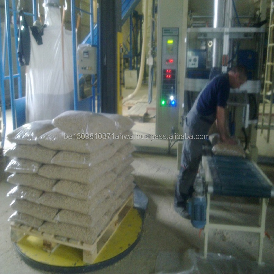 White Wood Pellets made in POLAND, top quality, for sale (max.5000t/month)