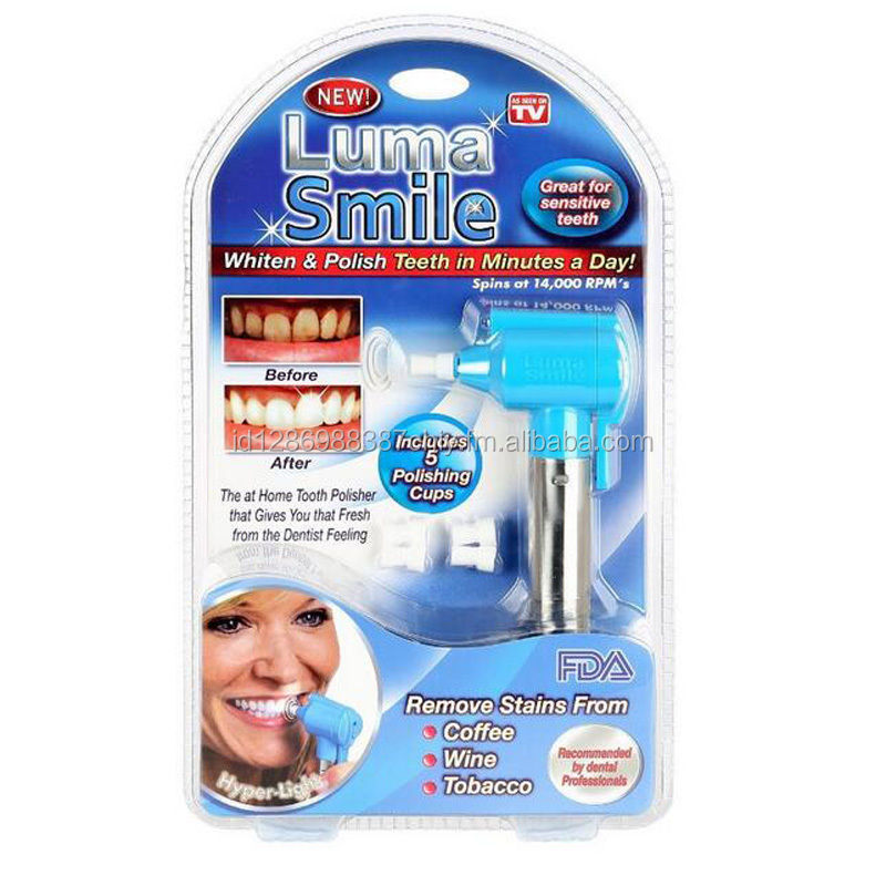 Teeth Tooth Whitening Polish Polisher Whiten Clean Hygiene