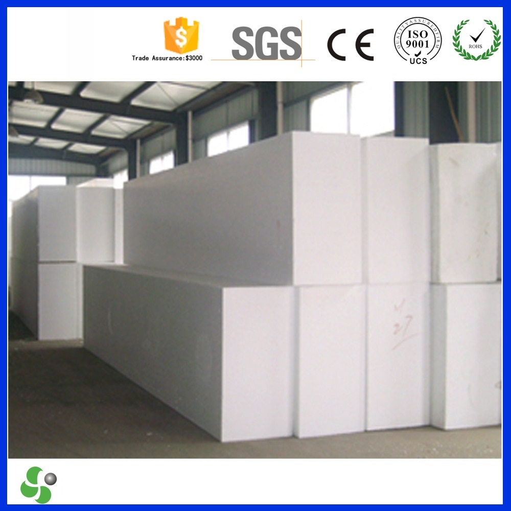 High quality Expandable Polystyrene styrofoam plates/EPS blocks for construction