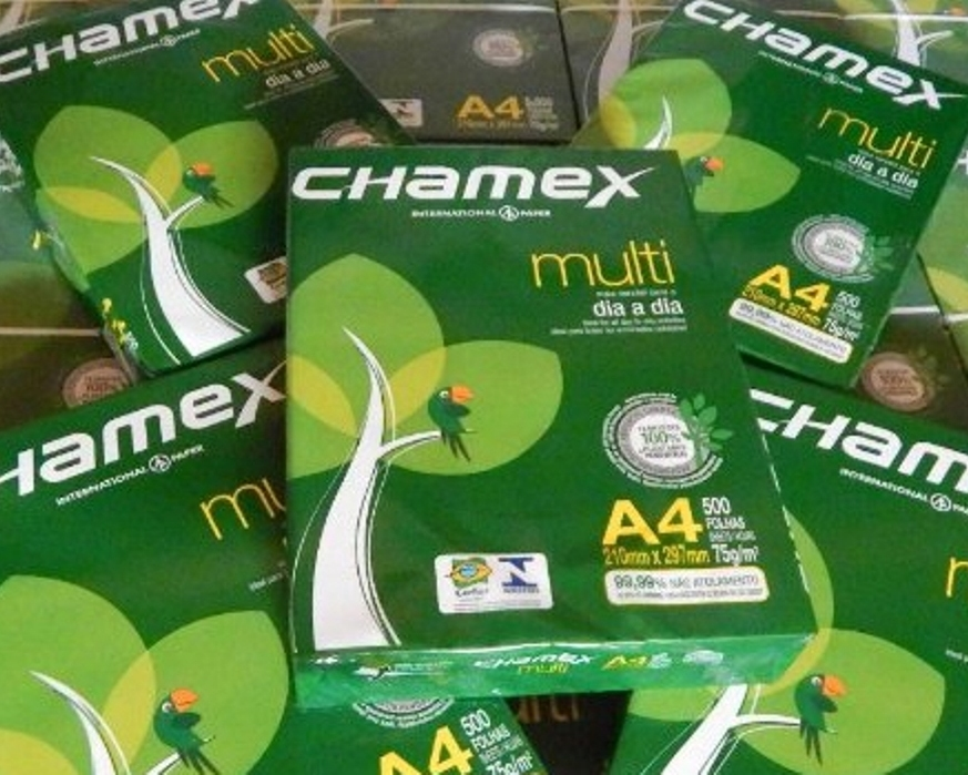 chamex A4 copy paper From Malaysia