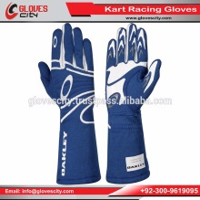 All Weather Nomex Custom Kart Racing Gloves