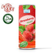 100% fresh pure strawberry fruit juice from Vietnam