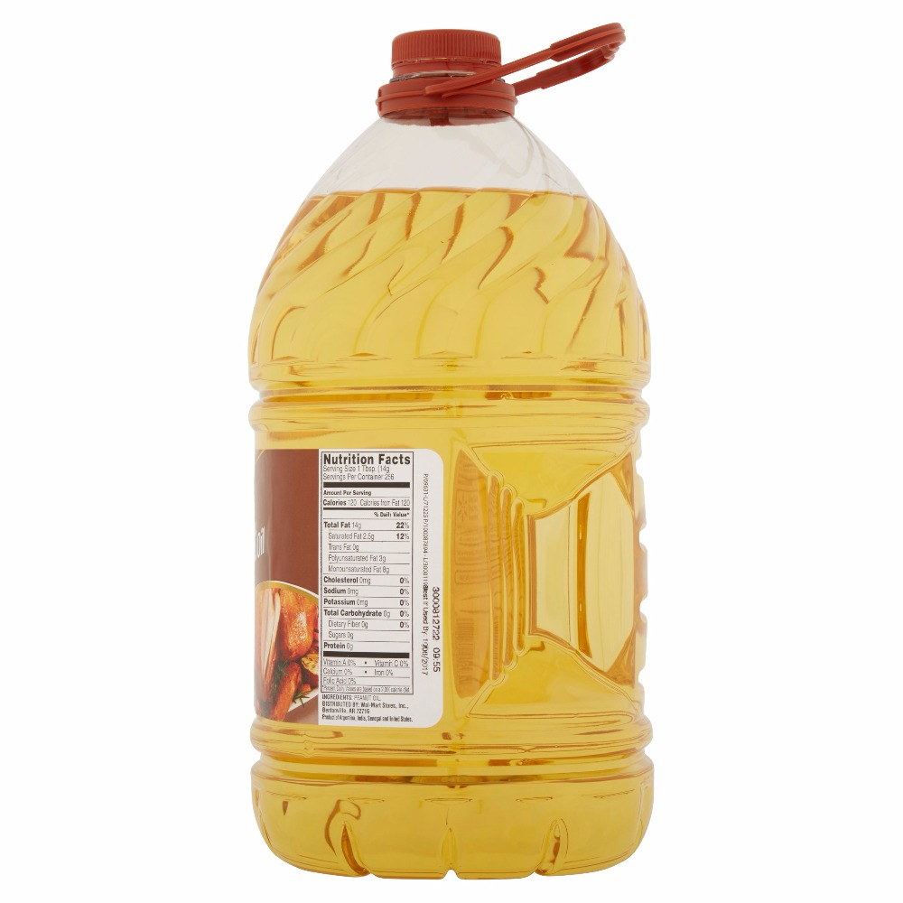 VERY CLEAN AND WELL PROCESSED PEANUT OIL WITH NO IMPURITIES AT FACTORY PRICE