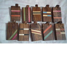 Decorative Smoking Pipe Wooden Design Dugout