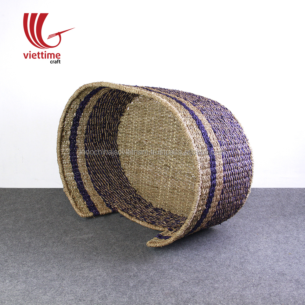 Seagrass dog bed/ pet bed house wholesale made in Vietnam
