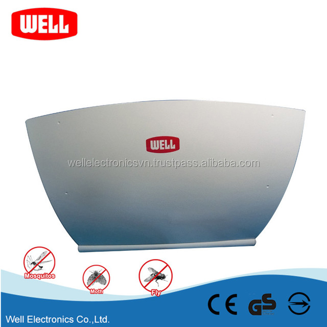 WELL Mosquito Glue Trap with Blue Light For Coffee shop, bakery, foodstuff,...