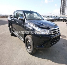 TOYOTA HILUX/REVO PICK UP DOUBLE CABIN 2.4L TURBO DIESEL LUXE 2018 ref.2191