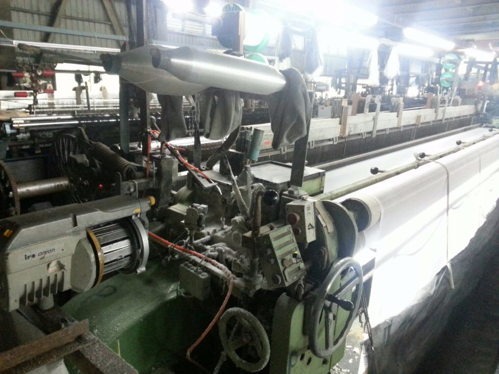 used sulzer loom and extrusion line