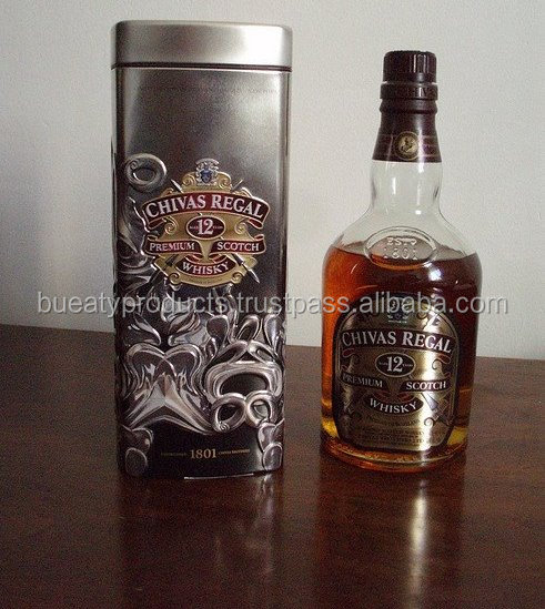 Chivas Regal 12yrs,18yrs ,21yrs