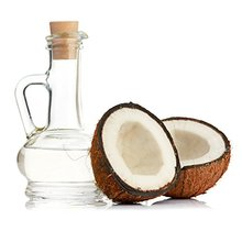 Transparent Cold Processed Coconut Oil