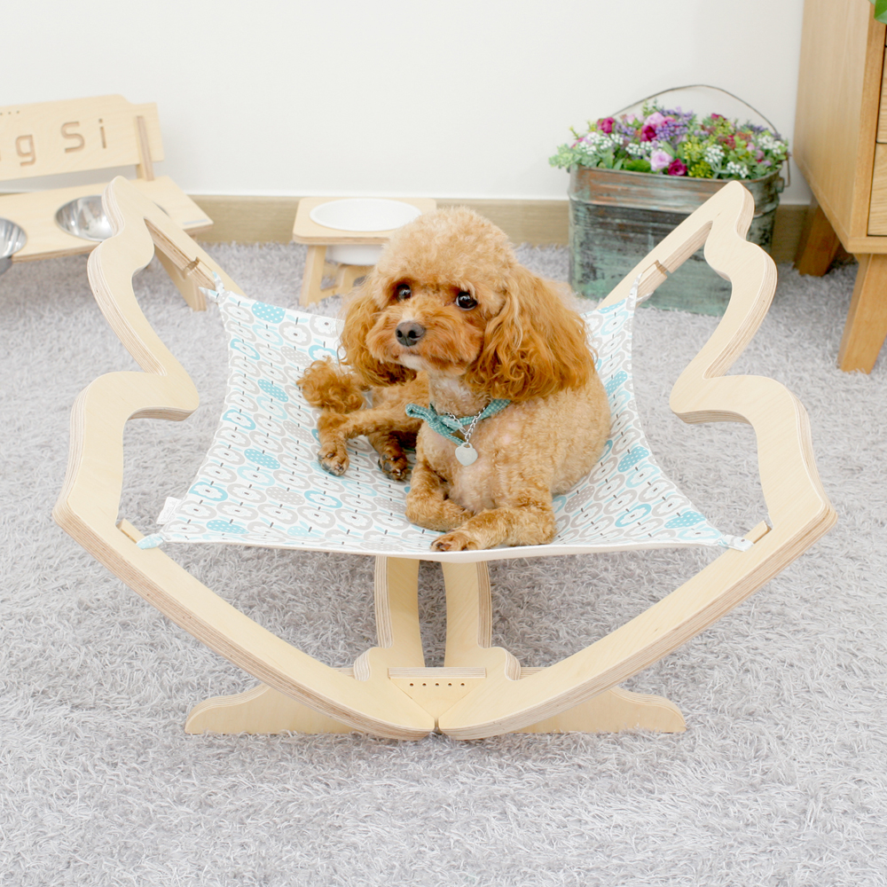 BUTTERFLY HAMMOCK for PET European eco-friendly pet furniture Easy to assemble