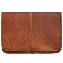 13inch 15inch vintage handmade genuine leather laptop cover