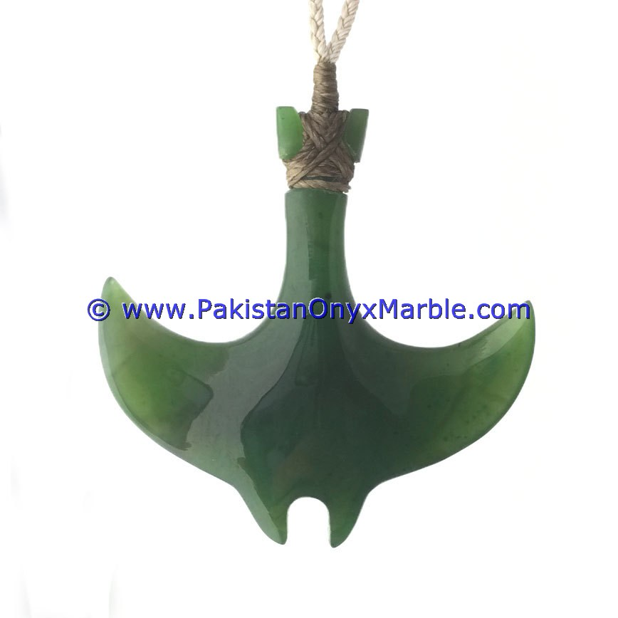 NEW DESIGNS STYLES NEPHRITE JADE POLISHED GREEN PENDANTS