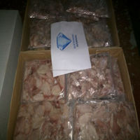 Frozen AA grade chicken wing 2 joints/chicken wing cutting machine and export Quality