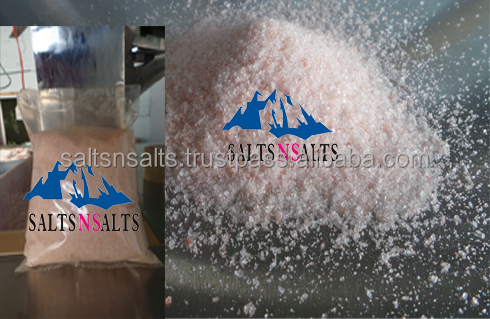 Gourmet Pink Sea salt in bulk and retails