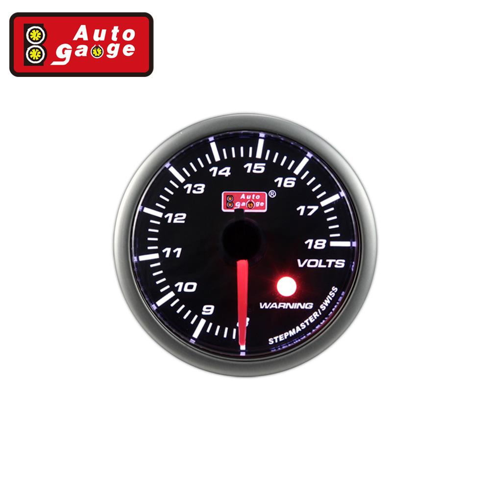 Automobile Volt Gauge