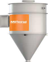 DUST FILTER MSF - MILLERAL INTEGRATED MILLING SYSTEMS