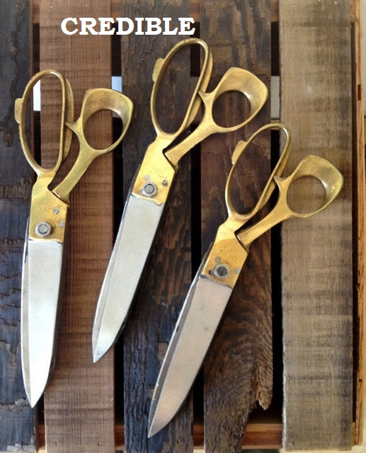 "professional Tailor Scissors With Gold Handle,heavy duty cloth cutting scissors,/8""/9""/10""/12"""