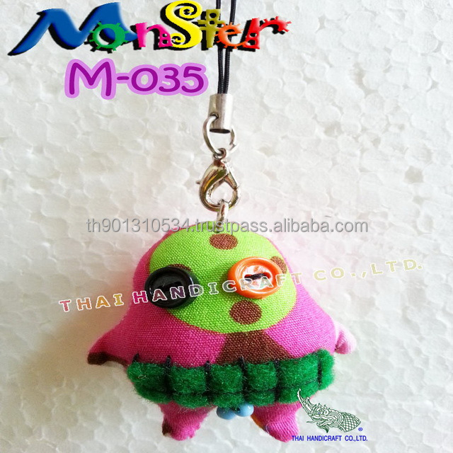 Monster Phone Hanging Phone Accessories Phone Straps