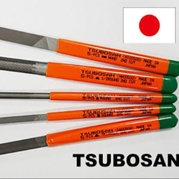 Tsubosan die sinker's-assorted files from Japan