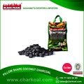 Trusted Supplier of Coconut Shell BBQ Charcoal for Export Supply