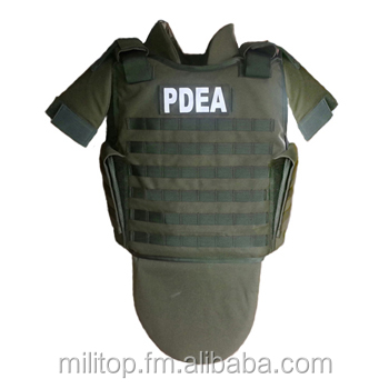 Bulletproof Body Armor Vest