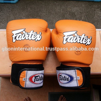 Design your own boxing gloves/american leather boxing gloves