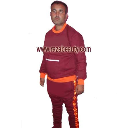 Burgundy Sweat Shirts and Trousers / Maroon Track Suit