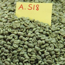 Vietnam Arabica green coffee beans