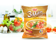 Reeva 3 Mien Instant Noodle with Hot & sour Shrimp Soup 75g